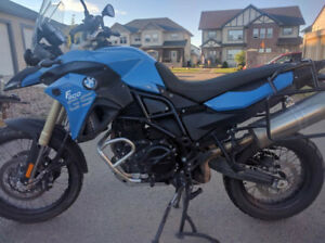 2014 BMW GS800 Excellent Condition!