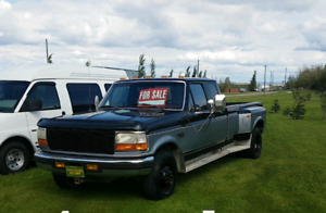 1996 Ford F-350 Dually xlt Pickup Truck