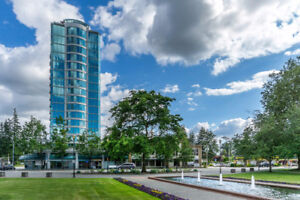 Completely renovated condo in Town Centre Tower