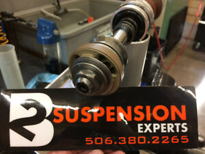 B2 Suspension Experts where the winners come for suspension