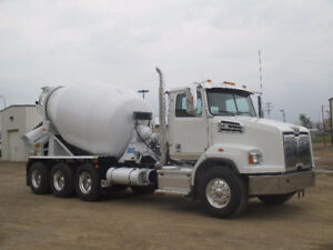 2018 Western Star 4700SB Cement Mixer