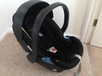 Mamas and papas Aton car seat