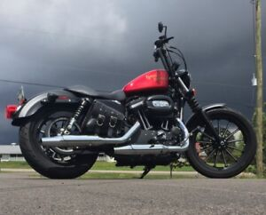 2014 HD Sportster Iron 883