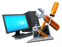 PC & Laptop repair/servicing, Sat-Nav updates