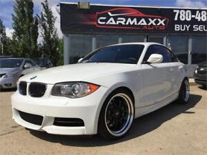 2011 BMW 1 Series 135i M PACKAGE  TWIN TURBO