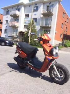 scooter yamaha sport bws (70CC)
