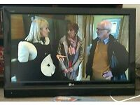 "Lg 37"" lcd tv with freeview"