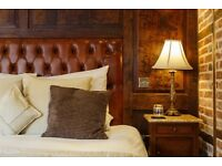 Housekeeper required at Byfords Posh B&B, Holt