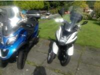 Yamaha tricity 125cc September 2014
