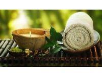 Thai hot oil relaxing massage