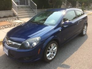2008 Saturn Astra XR Coupe (2 door)