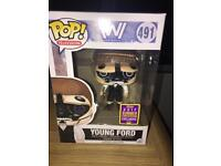 Young ford Funko pop