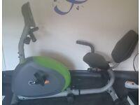 V fit G-RC Recumbent Magnetic Bike