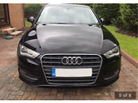 Audi A3 8v front grill