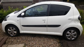 £2995 - Toyota Aygo 1.0 VVT-i Fire 5dr - One Year MOT - £0 ROAD TAX