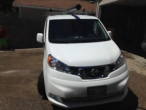 Nissan van & electrical inventory