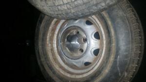 Dodge rallye wheel