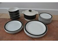 Poole Pottery collectable crockery