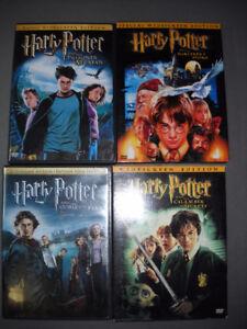 Harry Potter movies-X Men