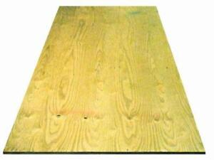 Wanted Treated plywood