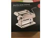 Brand new pasta machine in original box