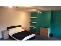 All bills inclusive, fast wifi, no deposit, double leather beds