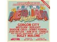 2 Pier Jam Tickets
