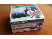 SilverCrest® Karaoke Set