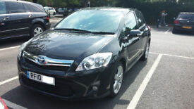 Toyota Auris Hybrid T Spirit 5dr 1.8 VVT-i 2010 automatic (Zero Road Tax)