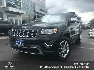 2015 Jeep Grand Cherokee Limited Limited Edition!!!