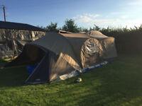 Cabanon Neptune trailer tent 2007 model
