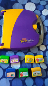 Fisher Price power touch learning system $10 takes