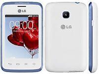 "LG L20 unlock Smartphone 3"" Screen 4GB Memory Unlocked Pristine"