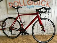 Raleigh criterium road bike