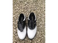 Golfing shoes size 9 brand new never worn ,good condition.
