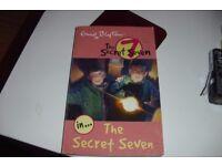 """ENID BLYTON"" THE SECRET SEVEN PAPERBACK BOOK"