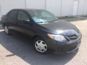 2013 TOYOTA COROLLA CE *AUTOMATIC,GAS SAVER,PRICED TO SELL!!!*