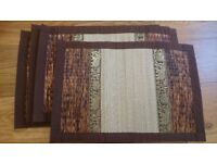 Set of Thai style Placemats x 4