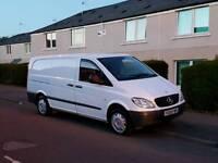 Merceded Vito panel van