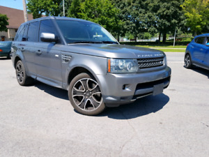 Range Rover 2010 Sport Supercharged