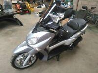 2008 Yamaha x city 125cc only 122 Miles
