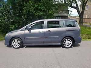 2008 Mazda MAZDA5 GT Leather 6 seater P.Sunroof  LOW KMS $5475
