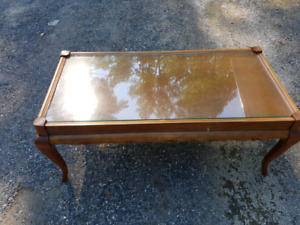 Old Hollands house coffee table