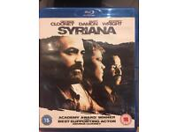 Bluray Syriana
