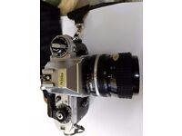 Nikon FG 35mm Film Camera
