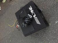 Car amplifier Alpine