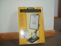 Fellowes Flex Arm Weighted Base Copy Holder