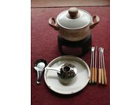 Fondue Set by Swan