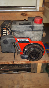 5 hp motor needs carb work