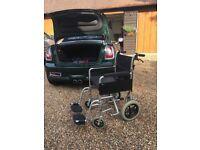 Mobile Wheelchair